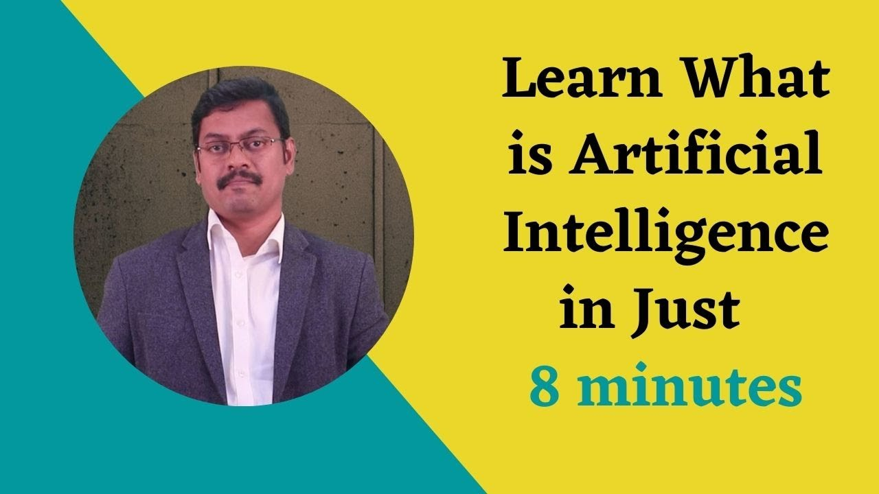 What is Artificial Intelligence | AI Explained in 8 Minutes - Vlog