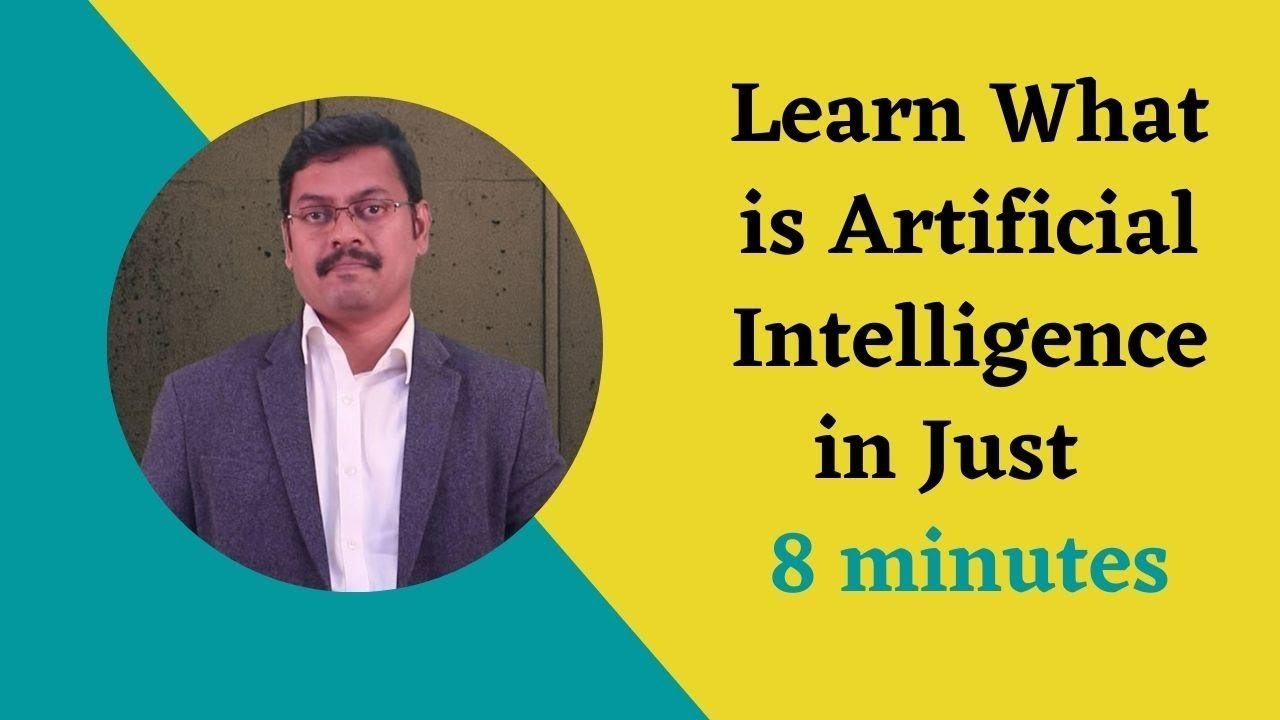 What is Artificial Intelligence   AI Explained in 8 Minutes - Vlog